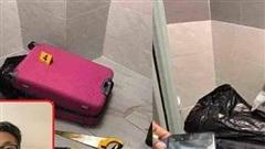 Vụ giết người phân xác giấu trong vali: Nạn nhân nợ tiền của nghi phạm nhưng không trả, còn thách thức