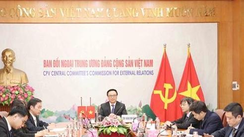 Duy trì đà phát triển lành mạnh, ổn định của quan hệ song phương Việt Nam - Trung Quốc