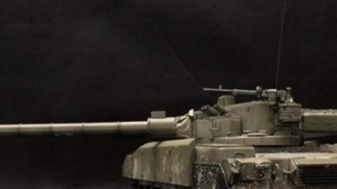 Ukraine tin đồ họa tăng 477A là 'khắc tinh của T-14 Armata'