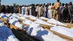 Thảm sát tại Nigeria, ít nhất 110 người thiệt mạng