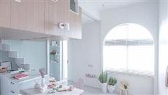 Bí mật 'đắt giá' giúp gia đình 3 thành viên sống thoải mái, tiện nghi trong căn hộ 15m²
