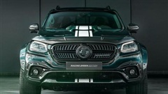 Đại gia Việt chưa kịp đặt mua bán tải Mercedes-Benz X-Class sẽ phải tiếc nuối khi nhìn vào bản độ này