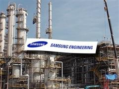 Samsung Engineering sẽ xây nhà máy hóa dầu hơn 1 tỷ USD cho Malaysia