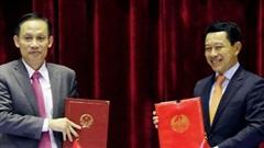 Việt - Lào: Nhất trí kiến nghị nối lại thông quan hàng hóa tại các cửa khẩu
