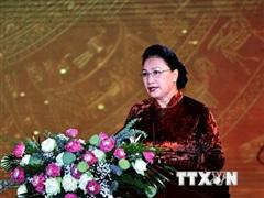 Chủ tịch Quốc hội: Biến 'khát vọng Sông Lam thành kỳ tích Sông Lam'