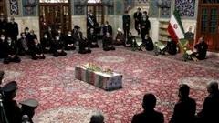 Iran tổ chức lễ tang nhà khoa học bị ám sát theo nghi thức đặc biệt