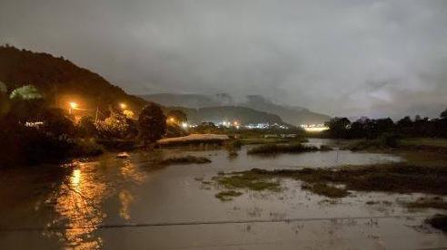 Lâm Đồng: Hàng trăm ha rau màu của nông dân chìm trong biển nước