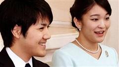 Thông tin bất ngờ về vương vị của Công chúa Nhật Bản sau khi kết hôn với chồng thường dân