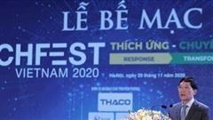 Bế mạc Techfest Việt Nam 2020