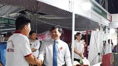 Gần 300 gian hàng tham dự hội chợ Công thương khu vực Đông Nam bộ