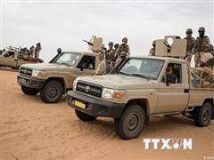 Niger tăng quy mô quân đội nhằm đẩy mạnh cuộc chiến chống khủng bố