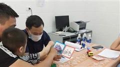 Phát hiện sớm, can thiệp sớm trường hợp trẻ ảnh hưởng chất độc hóa học