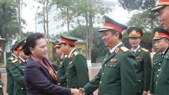 Xây dựng lực lượng vũ trang Quân khu 4 vững mạnh toàn diện