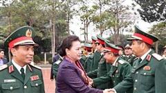 Lực lượng vũ trang Quân khu 4 đã lan tỏa phẩm chất 'Bộ đội Cụ Hồ' trong thời kỳ mới