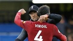 Klopp nói thật về tình hình chấn thương của Van Dijk