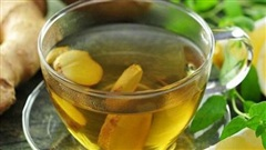2 công thức pha trà gừng để có sức khỏe tốt nhất