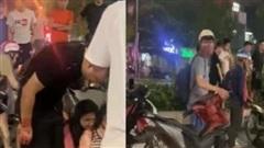 Nam thanh niên say rượu lái xe máy tông bà bầu 8 tháng sảy thai bị khởi tố