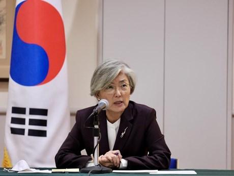 Ngoại trưởng Kang Kyung-wha kêu gọi nỗ lực phát triển liên minh Hàn-Mỹ