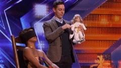 Màn trình diễn ảo thuật chiếc ghế 'siêu nhiên' và con búp bê cũ khiến khán giả 'toát mồ hôi lạnh'