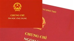 Bộ Nội vụ thống nhất với Bộ GDĐT bỏ quy định chứng chỉ ngoại ngữ, tin học