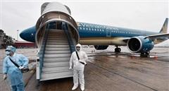 Hoả tốc yêu cầu siết chặt biện pháp phòng dịch với thành viên tổ bay