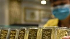 Giá vàng trong nước hôm nay 1/12 tiếp tục giảm sâu