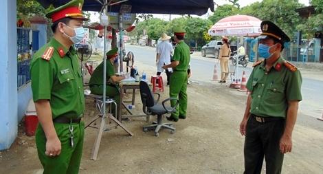 Quảng Nam kích hoạt lại toàn bộ hệ thống phòng, chống dịch bệnh COVID-19