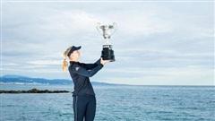 Emily Kristine Pedersen lập kỷ lục sau chức vô địch Open de Espana