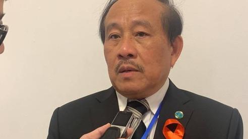 PGS.TS Nguyễn Huy Nga: 'Trường hợp bệnh nhân 1342 đã vi phạm rất nghiêm trọng quy định về cách ly'