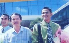 Ngày trở lại Việt Nam của thần tượng Kiatisak