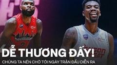 Robert Crawford tuyên bố Thang Long Warriors sẽ 'thắng dễ' Saigon Heat, Joshua Keyes đáp trả hài hước: 'Dễ thương đấy'