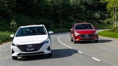 Hyundai Accent 2021 không thay đổi về giá bán như đồn đoán