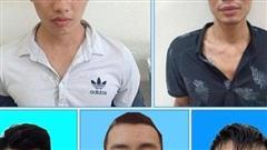 Bắt giữ nhóm đối tượng trộm cắp, tiêu thụ xe gian tại Hà Nội