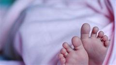 Em bé chào đời từ phôi thai đông lạnh 27 năm