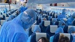 Vietnam Airlines xin lỗi vì sự việc tiếp viên không tuân thủ quy định cách ly
