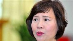Khai trừ ra khỏi Đảng đối với nguyên Thứ trưởng Bộ Công Thương Hồ Thị Kim Thoa