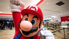 Chuẩn bị ra mắt công viên Super Nintendo World