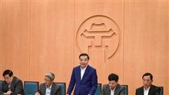 Xuất hiện ca nhiễm COVID-19 ngoài cộng đồng tại TP.HCM, Chủ tịch Hà Nội chỉ đạo khẩn