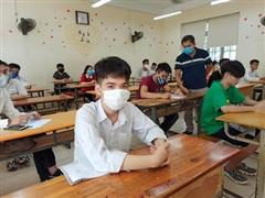 Bộ Giáo dục siết chặt phòng chống dịch COVID-19 trong trường học