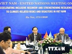 Xây dựng khung hợp tác phát triển Việt Nam-Liên hợp quốc
