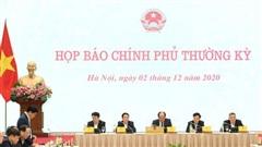 3 vấn đề 'nóng' phiên họp báo Chính phủ