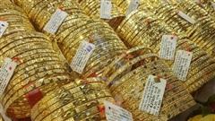 Thị trường vàng trong nước đột ngột đảo chiều tăng