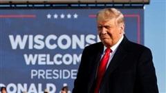 Tổng thống D.Trump đệ đơn kiện bang Wisconsin