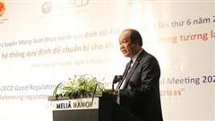 Bộ trưởng Mai Tiên Dũng: Cần tập trung vào quy định để hỗ trợ phục hồi hậu Covid-19