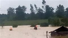 Đắk Lắk: Tìm thấy thi thể thanh niên tử vong trong lũ