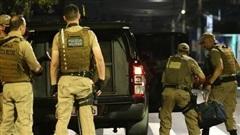 Brazil: 30 tên cướp xả súng vào cảnh sát để cướp ngân hàng