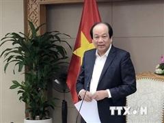 'Không để nợ văn bản, đề án sang Chính phủ khóa mới'