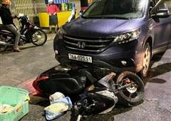 Quảng Ngãi: Nữ tài xế tông sản phụ bị tước bằng lái và phạt 46 triệu đồng