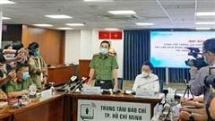 Khởi tố vụ án 'Làm lây lan dịch bệnh truyền nhiễm nguy hiểm cho người' tại thành phố Hồ Chí Minh