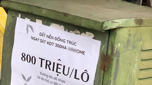 Hà Nội: Không còn siêu dự án, nhà đất Thạch Thất gãy 'sóng'...môi giới tăng tốc đẩy giá